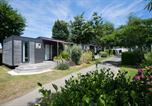 Camping avec Parc aquatique / toboggans Bretagne - L'Escale Saint Gilles-4