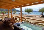 Camping avec Ambiance club Croatie - Galeb-2
