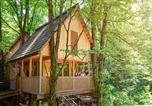Camping avec Hébergements insolites Slovénie - Garden Village-4