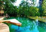 Camping avec Hébergements insolites Slovénie - Garden Village-1