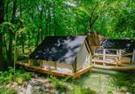 Camping avec Hébergements insolites Slovénie - Garden Village-3