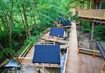 Camping avec Hébergements insolites Slovénie - Garden Village-2