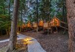 Camping avec Hébergements insolites Slovénie - Glamping Ribno-1