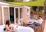 Camping Callas - Holiday Green
