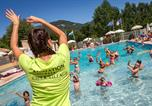 Camping avec Piscine Cogolin - International-3