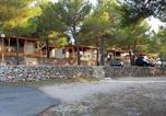 Camping avec Site nature Croatie - Jezera Village-4