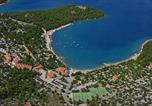 Camping avec Ambiance club Croatie - Jezera Village-1