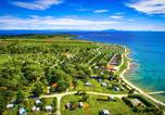 Camping avec Site de charme Croatie - Kažela-1