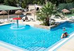 Camping avec Club enfants / Top famille Vallauris - L'Argentière-1