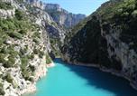 Camping Digne-les-Bains - L'Hippocampe