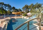Camping avec Quartiers VIP / Premium Poitou-Charentes - L'Orée du Bois-4