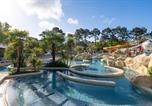 Camping avec Quartiers VIP / Premium Poitou-Charentes - L'Orée du Bois-3