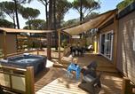 Camping  Acceptant les animaux Var - La Bastiane-2
