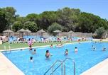 Camping avec Quartiers VIP / Premium Cannes - La Bastiane-4