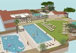 Camping avec Quartiers VIP / Premium Saint-Jean-Cap-Ferrat - La Bastiane-2