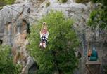 Camping avec Accès direct plage Rhône-Alpes - La Bastide en Ardèche-3