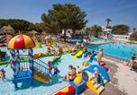 Camping avec Quartiers VIP / Premium Provence-Alpes-Côte d'Azur - La Baume-1