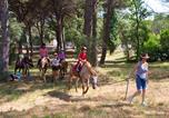 Camping avec Piscine Var - La Baume-1