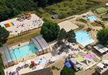 Camping avec Parc aquatique / toboggans Beaumont-du-Périgord - La Bouquerie-1