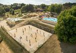 Camping avec Parc aquatique / toboggans Beaumont-du-Périgord - La Bouquerie-2