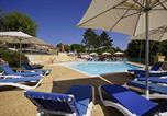 Camping avec Parc aquatique / toboggans Beaumont-du-Périgord - La Bouquerie-4