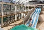 Camping avec Spa & balnéo Aisne - La Croix du Vieux Pont-1
