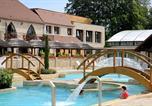 Camping avec Spa & balnéo Aisne - La Croix du Vieux Pont-2