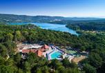 Camping avec Site nature Alpes-de-Haute-Provence - La Farigoulette-1