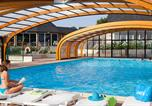 Camping avec Ambiance club Billiers - La Grande Metairie-3