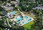 Camping avec Ambiance club Billiers - La Grande Metairie-1