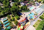 Camping avec Club enfants / Top famille Loir-et-Cher - La Grenouillère-1