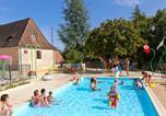 Camping avec WIFI Saint-Laurent-la-Vallée - La Paille Basse-3