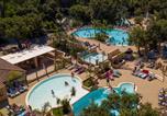 Camping avec Hébergements insolites Puget-sur-Argens - Les Jardins de La Pascalinette®-1