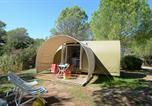 Camping en Bord de mer Var - La Pierre Verte-3