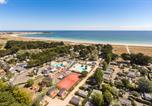 Camping avec WIFI Finistère - La Plage-3