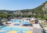 Camping avec Accès direct plage Rhône-Alpes - La Plage Fleurie-4
