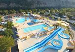 Camping avec Accès direct plage Rhône-Alpes - La Plage Fleurie-3