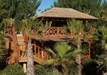 Camping avec Hébergements insolites Bormes-les-Mimosas - La Toison d'Or-2