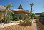 Camping avec Hébergements insolites Toulon - La Toison d'Or-1