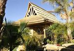 Camping avec Hébergements insolites Bormes-les-Mimosas - La Toison d'Or-3