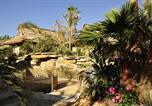 Camping avec Hébergements insolites Bormes-les-Mimosas - La Toison d'Or-4