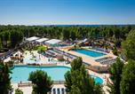 Camping avec WIFI Sérignan - La Yole Wine Resort-1