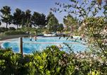 Camping avec Ambiance club Tomino - Le Capanne-3