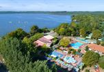 Camping  Acceptant les animaux France - Le Col Vert-2