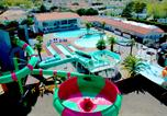 Camping avec Piscine Royan - Le Curty's-1