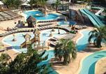 Camping avec Spa & balnéo Saint-Cyprien - Le Floride et L'Embouchure-1