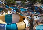 Camping avec Quartiers VIP / Premium Saint-Cyprien - Le Floride et L'Embouchure-4