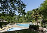 Camping avec Site nature Vitrac - Le Moulin de David-2