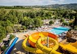 Camping avec Ambiance club Rhône-Alpes - Le Pommier-4