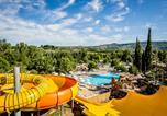 Camping avec Piscine couverte / chauffée Treffort - Le Pommier-3
